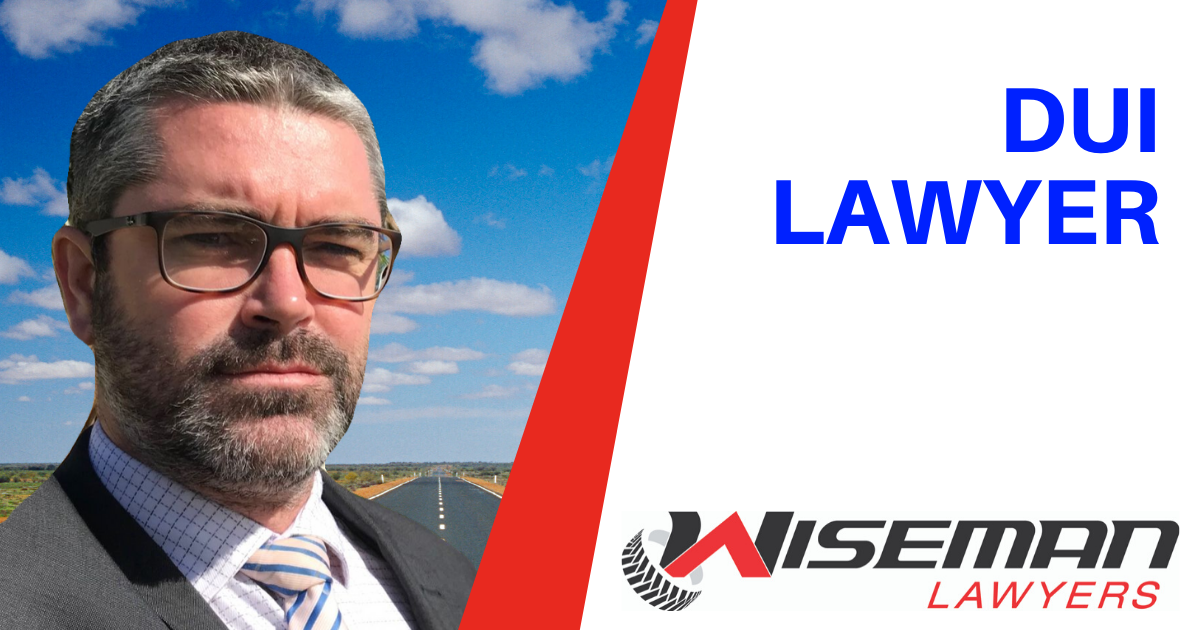 DUI Lawyer | Drink Driving Lawyers Brisbane | Wiseman Lawyers