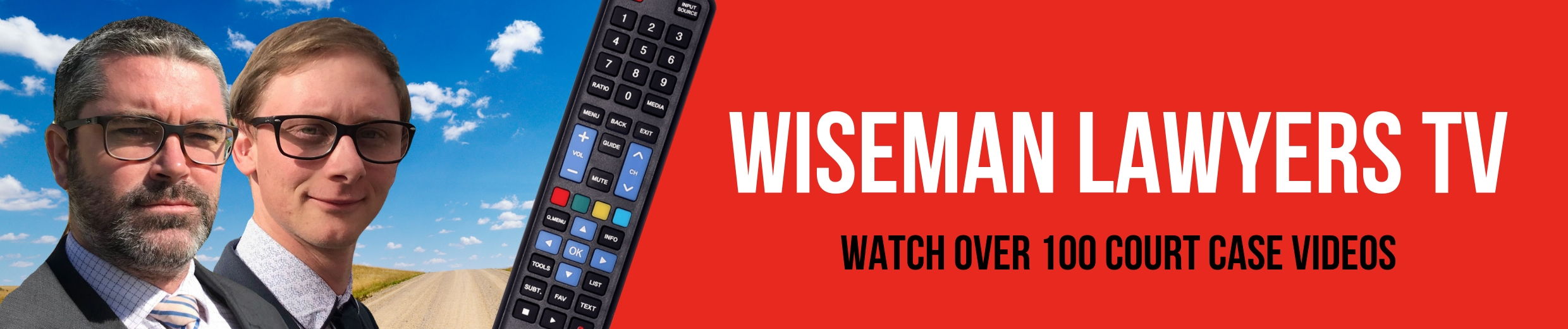 Wiseman Lawyers TV