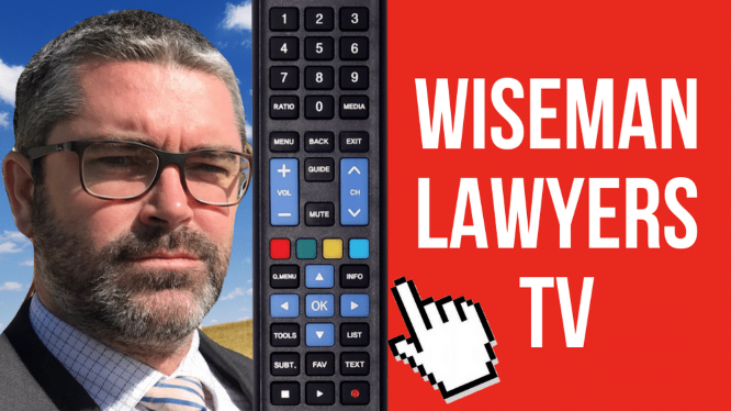 Drink Driving Lawyers Brisbane | DUI Lawyers Brisbane | Wiseman Lawyers TV
